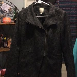 Halogen Half Zip-Up Jacket